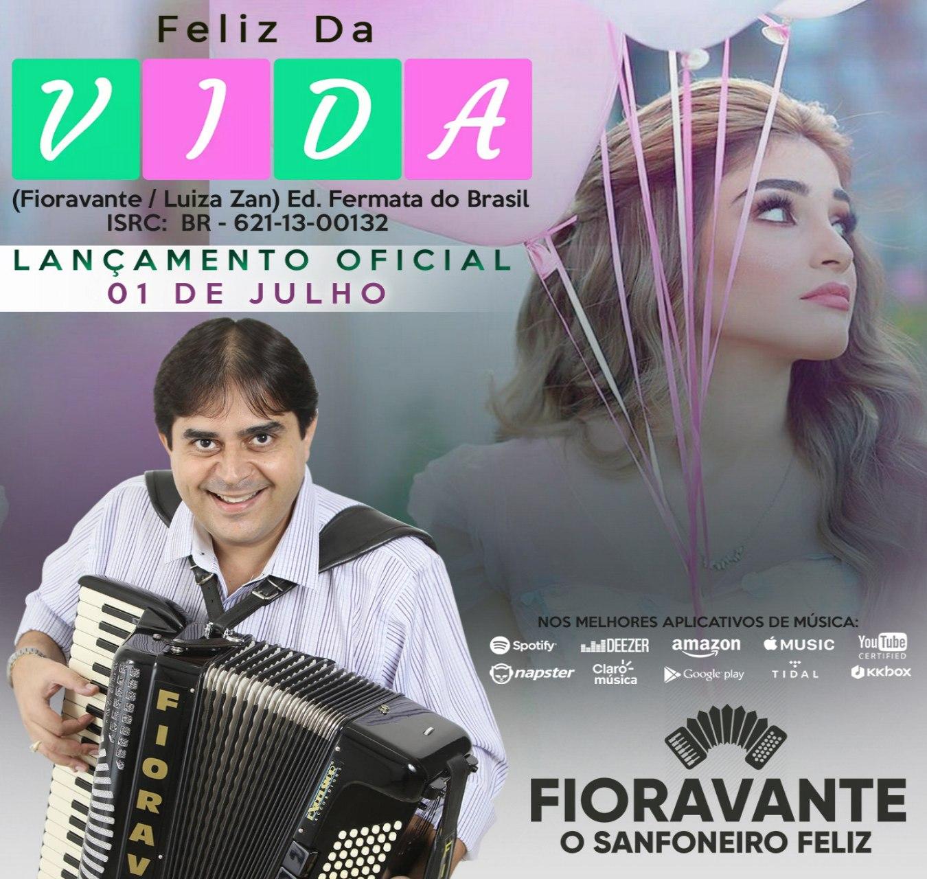 FIOREAVANTE  O SANFONEIRO  FELIZ CONTACTO  PARA (11) 97463-4858