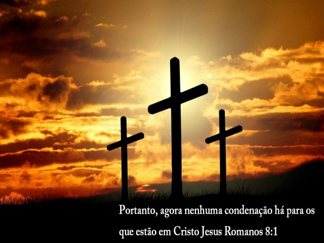 Nenhuma Condenação Há para os que estão em Cristo Jesus