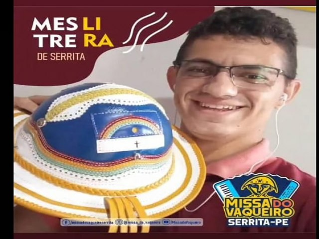 MARATONA DE LIVES DE EXPOSIÇÃO DE COUROS COMEÇA DIA 25 DE JULHO EM SERRITA